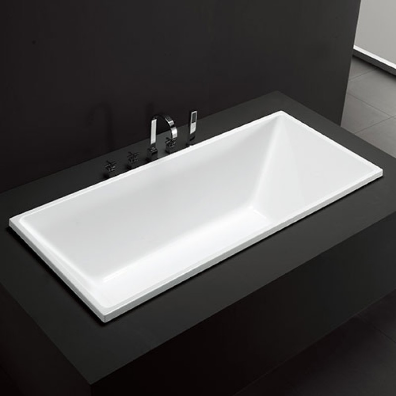 how to clean bathtub insert